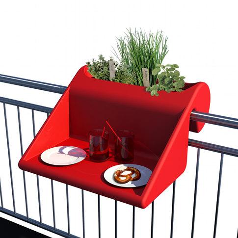 table de balcon Michael Hilgers