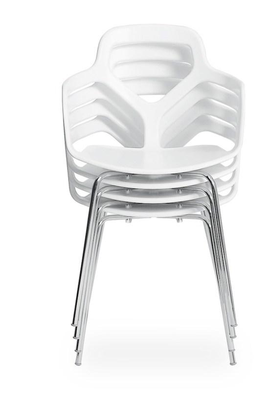 chaise Shin Azumi Desalto