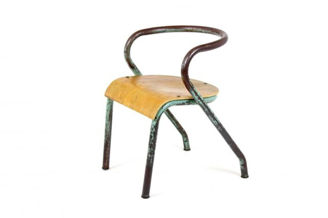 La chaise design Mullca 300 de Jacques Hitier