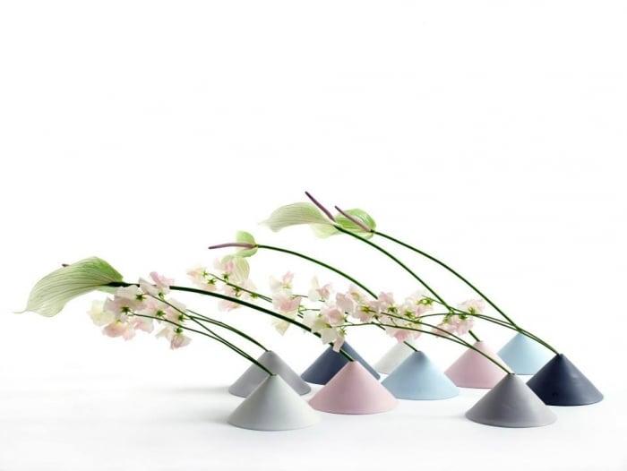 Vases Design - Le vase Fuji by Serax