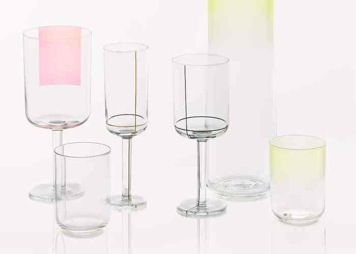 Verre à vin design - Ma sélection de verres à vin originaux