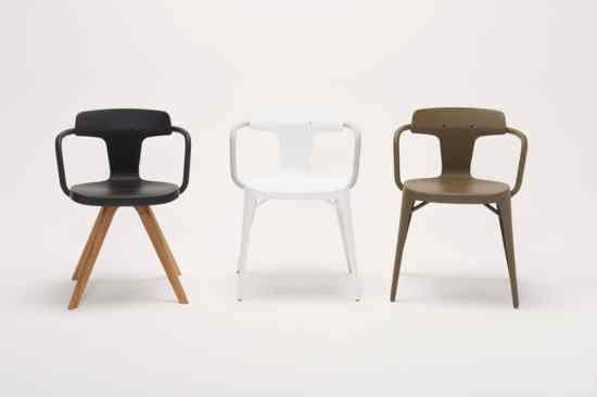 chaise T14 Tolix Patrick Norguet