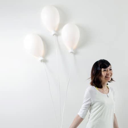 lampe Ballon Haoshi Design