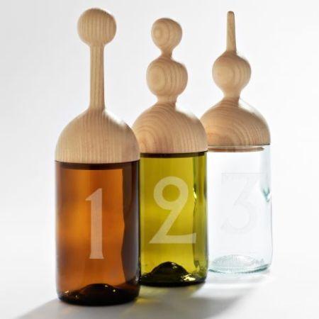 contenants en verre by Slow Design