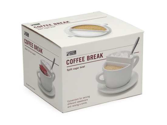 Tasses design - La fausse tasse à café Coffee Breaks de Amidov