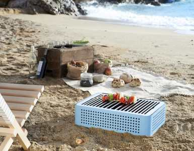barbecue charbon Mon Oncle