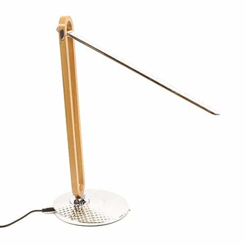 Lampe de bureau Wood LED