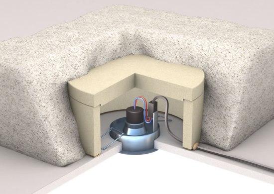 projecteur thermique Protec'Spot
