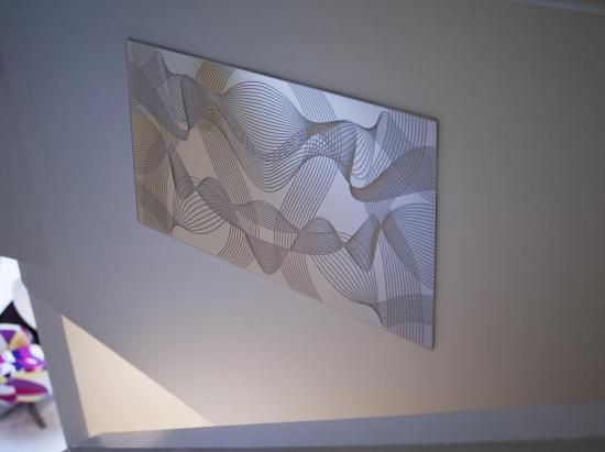 Miroirs de designer - Lemiroir Karma deKarim Rashid