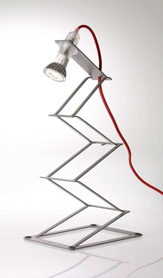 Lampe lampogami Nicolas Trüb