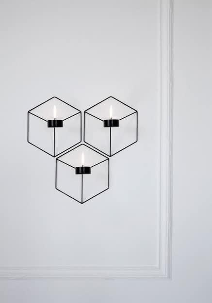 Bougeoir design - Lebougeoir mural POV by Menu