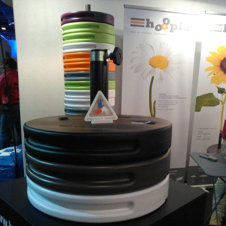 Hooopla - Le pied de parasol design révolutionnaire