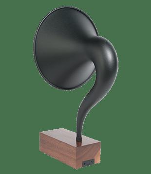 Gramovox  Le gramophone Bluetooth  Deco Tendency