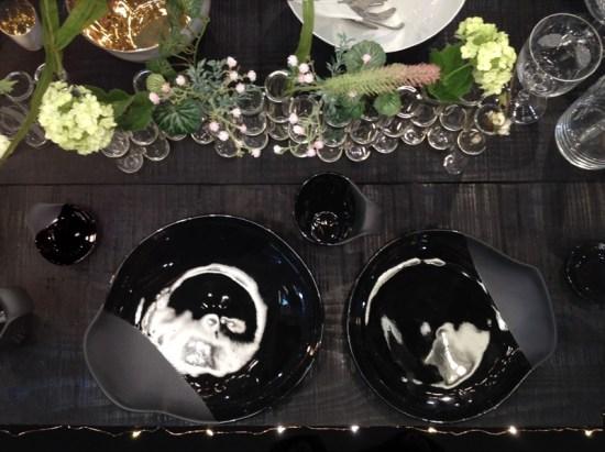 collection vaisselle Masquée Tsé-Tsé