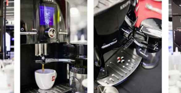 Latt'Espress machine Expresso Krups