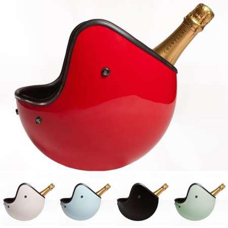 seau à champagne casque Icejet