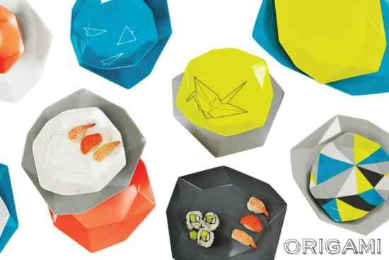 KNACK3 Origami