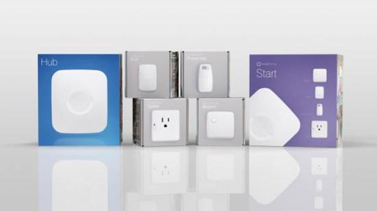 domotique SmartThings Hub Samsung