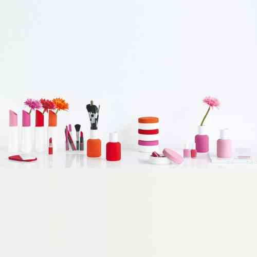 Vases Design - Le vase rouge à lèvres Beauty by ASA
