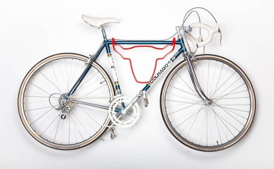 porte-vélos déco