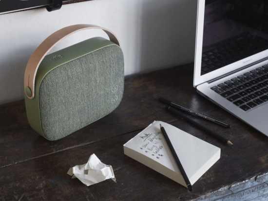 Enceintes design -Helsinki Bluetooth de Vifa 2