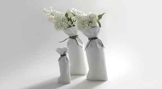 Vase pas cher -Le vase Sack by Kiki Van Eijk