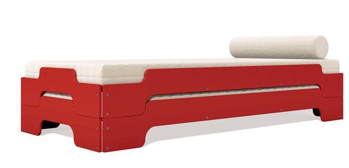 lit empilable m ller m bel by rolf heide deco tendency. Black Bedroom Furniture Sets. Home Design Ideas