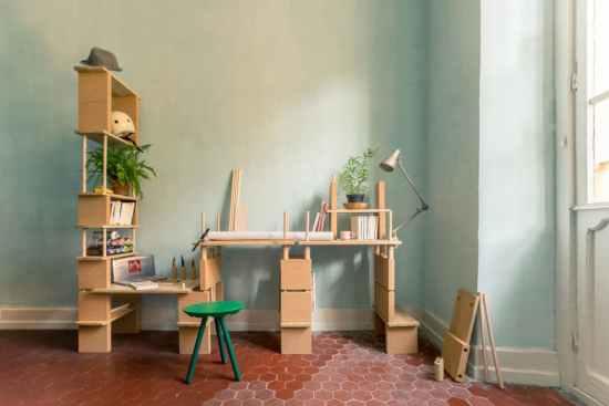 mobilier évolutif Play Yet Kids Stéphanie Marin Smarin