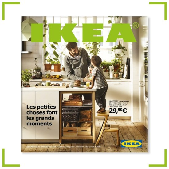 Catalogue IKEA 2016