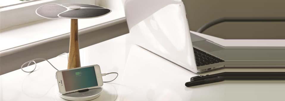Ginkgo arbre solaire chargeur XD Design