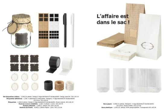 HEMSMAK collection limitée IKEA bocaux