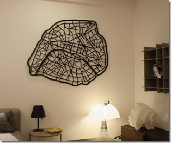 Nicolas Corre Maison&Objet Septembre 2015 PARIS MURAL WALL ELEMENT
