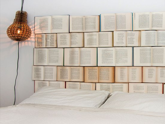 idee decor tete de lit