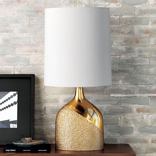 Kravitz Design Lenny Kravitz CB2 lampe Lola