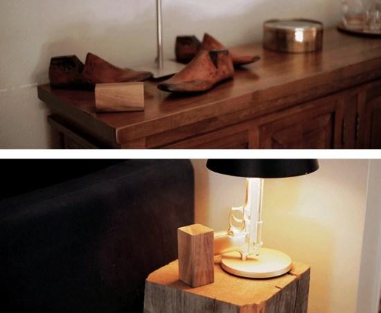 The LightBox interrupteur sans fil en bois