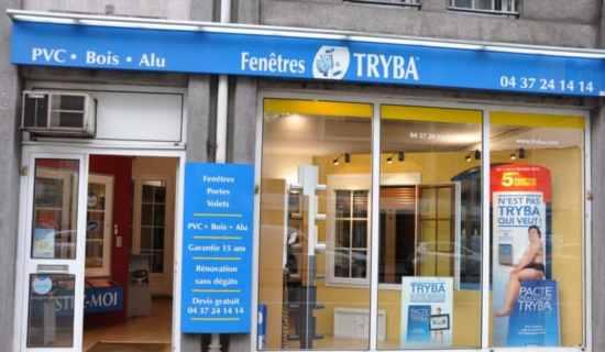 Tryba Rhone Fenêtres et Portes Confort Lyon