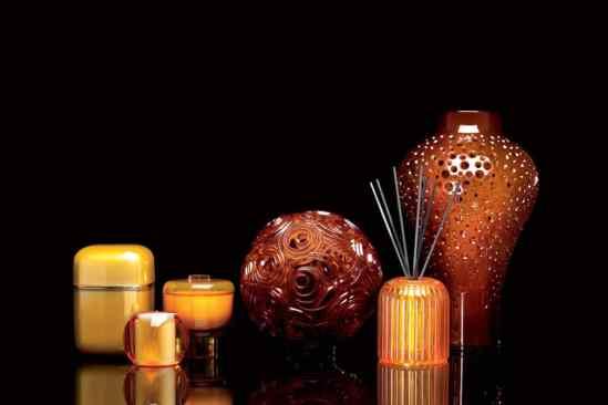 diffuseur de parfum electronique Vogue Kartell Fragrances Ferruccio Laviani