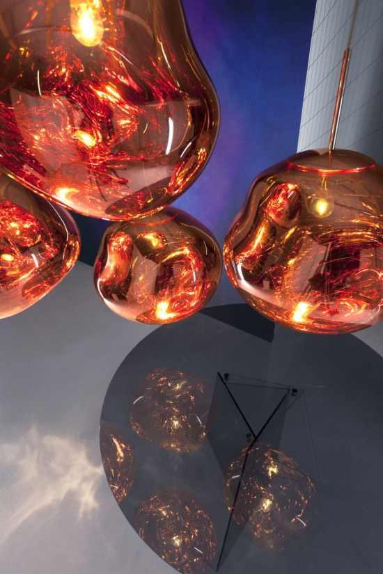 lampes designs Melt Mini Tom Dixon