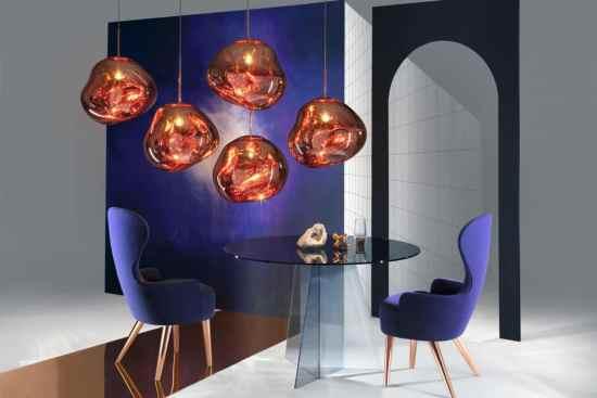 Lampes designs :Melt Mini de Tom Dixon 1