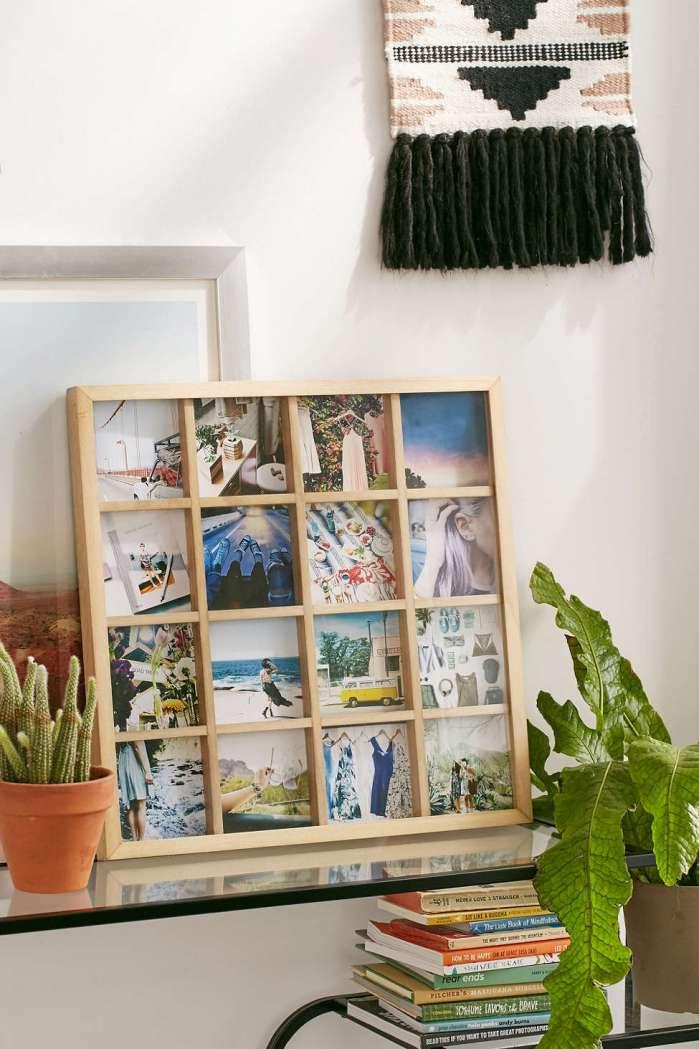 Décorations murales utiliser des étagères1