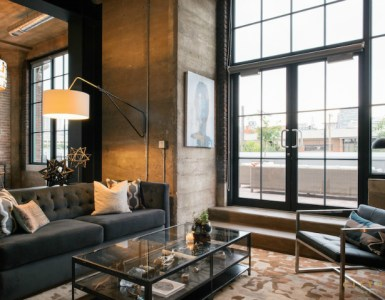 loft industriel gothique City Home Collective