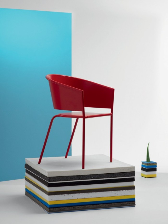 Fermob Idoles fauteuil TNP Christophe Pillet