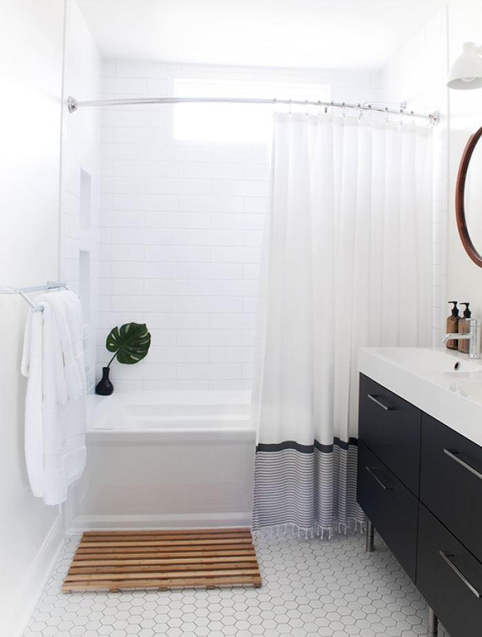 Décorer sa salle de bain en ajoutant du bois