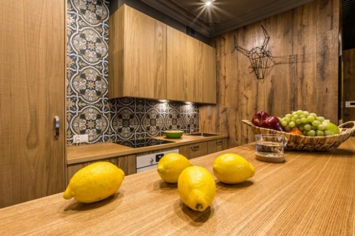décoration jaune
