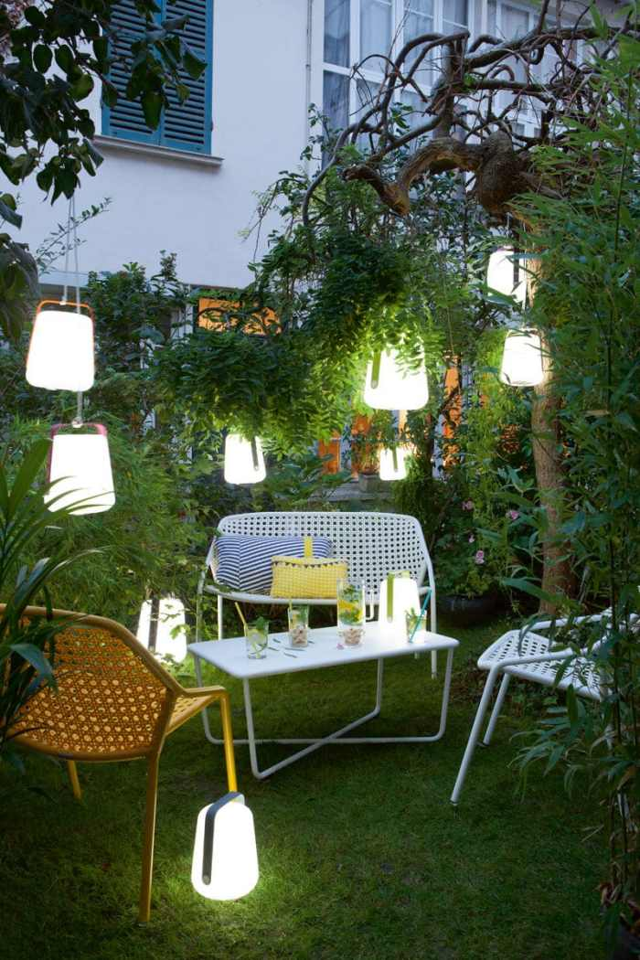 Lampes design :lampe sans fil Balad Tristan Lohner Fermob 2