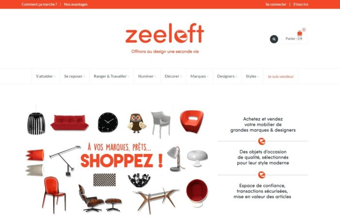 zeeloft mobilier design occasion