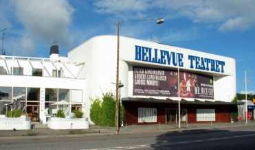 Arne Jacobsen Théatre Bellevue