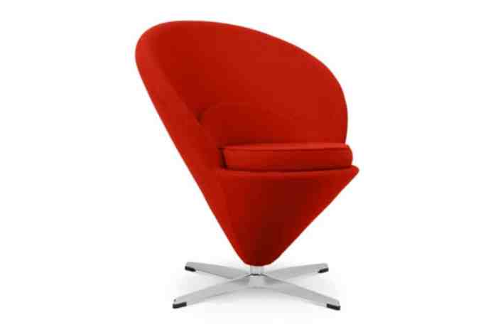 Verner Panton fauteuil Cone