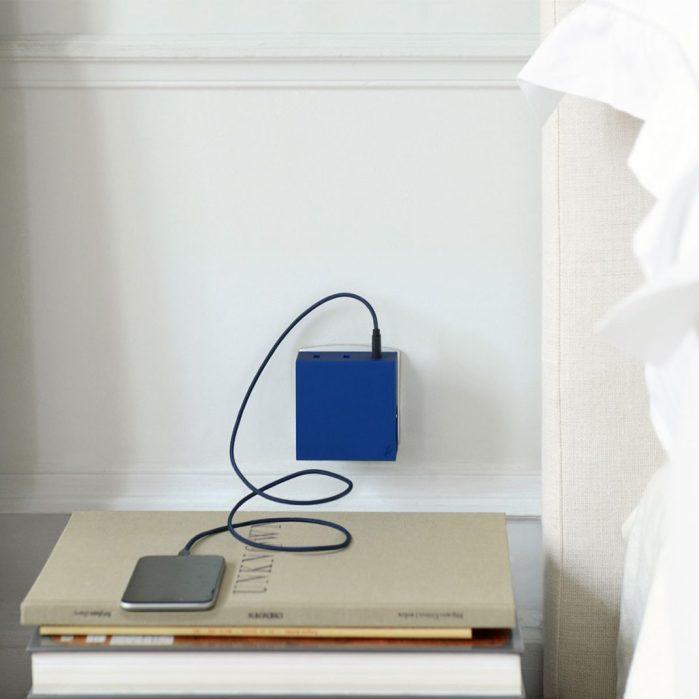 chargeurs USB design hide