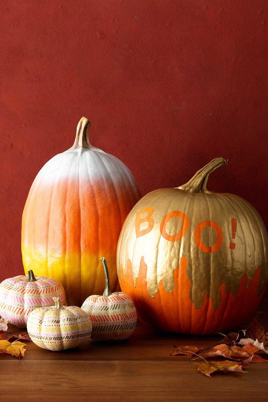 Ides Dco Pour Halloween 25 Conseils Peindre Vos